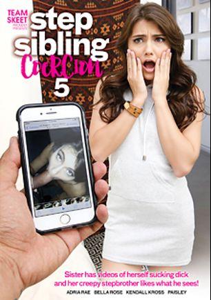 Step Sibling Coercion 5, starring Adria Rae, Paisley Brooks, Kendall Kross and Bella Rose, produced by Team Skeet.
