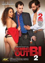 """Just Added presents the adult entertainment movie """"Coming Out Bi 2""""."""
