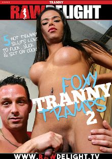 Foxy Tranny Tramps 2