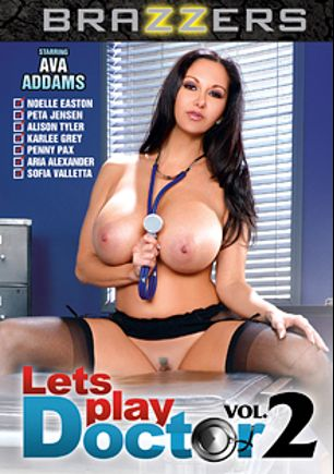Let's Play Doctor 2, starring Ava Addams, Sofia Valletta, Aria Alexander, Karlee Grey, Peta Jensen, Noelle Easton, Penny Pax and Alison Tyler, produced by Brazzers.