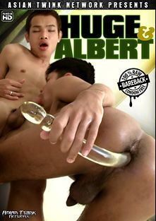 Hugh And Albert, starring Hugh and Albert, produced by Asian Twink Network and CJXXX.