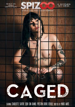 Straight Adult Movie Caged
