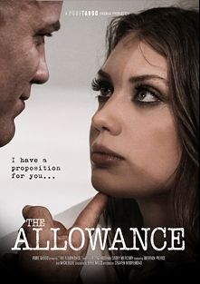 The Allowance, starring Elena Koshka, Cadey Mercury, Derrick Pierce and Mick Blue, produced by Pure Taboo.