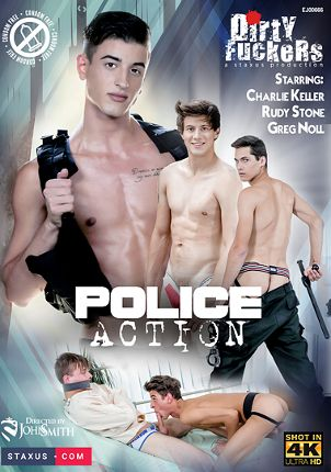 Gay Adult Movie Police Action