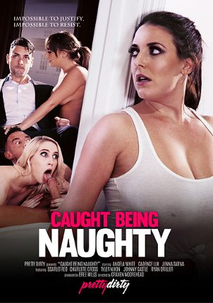 Straight Adult Movie Caught Being Naughty