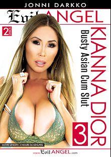 Kianna Dior Busty Asian Cum Slut 3, starring Kianna Dior and Jonni Darkko, produced by Darkko Productions and Evil Angel.