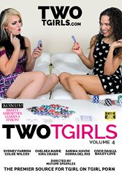 Straight Adult Movie Two TGirls 4