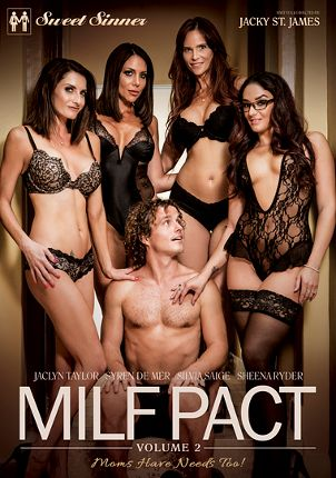 Straight Adult Movie MILF Pact 2