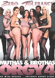 Straight Adult Movie Muthas And Brothas Orgy 4