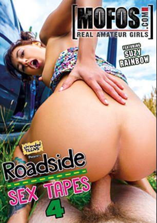 Roadside Sex Tapes 4, starring Suzy Rainbow, Nikki Stills, Zoe Doll, Marsha May and Angelina Wild, produced by MOFOS.