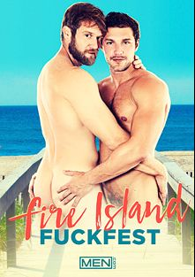 Fire Island Fuckfest, starring Brandon (Sean Cody), Colby Keller, Tobias (Bromo) and Roman Todd, produced by Men.
