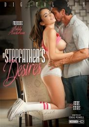 """Just Added presents the adult entertainment movie """"A Stepfather's Desires""""."""