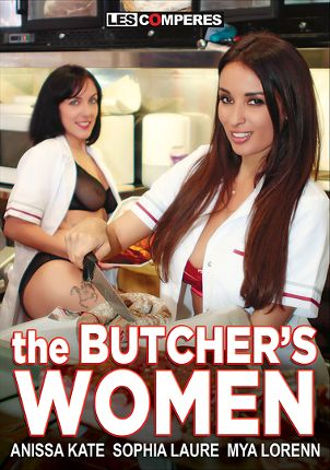 Straight Adult Movie The Butcher's Women