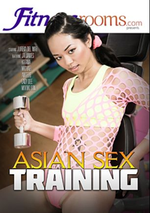 Asian Sex Training, starring Jureka Del Mar, Jai James, Katana (Private Media), Lady Dee, Miyuki Son and Ennio Guardi, produced by Fitness Rooms.