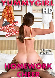 Homework Cheer, starring Sofie Marie and Jack Blaque, produced by YummyGirl.
