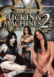 Straight Adult Movie Bob's Tgirls And Their Fucking Machines 2
