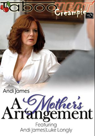 Andi James In A Mother's Arrangement, starring Andi James and Luke Longly, produced by Taboo Heat.