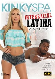 "Featured Category - Massage presents the adult entertainment movie ""Interracial Latina Massage""."