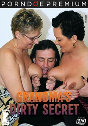 Grandma's Dirty Secret, starring Angelika J., produced by XXX Omas and Porndoe Premium.