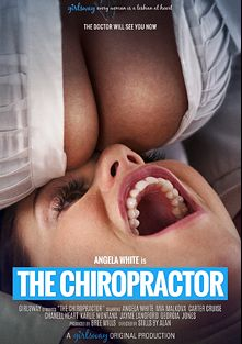 The Chiropractor, starring Angela White, Carter Cruise, Chanell Heart, Mia Malkova, Georgia Jones, Alana Langford and Karlie Montana, produced by Girlsway.