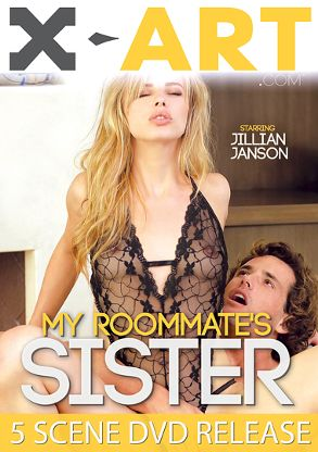Straight Adult Movie My Roommate's Sister - front box cover