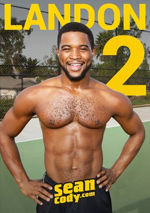 Gay Adult Movie Landon 2 - front box cover