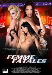 "Just Added presents the adult entertainment movie ""Femme Fatales""."