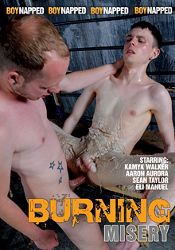 Gay Adult Movie Burning Misery