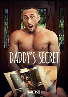 Daddy's Secret, starring Myles Landon, Aston Springs, Solomon Aspen and Johnny Rapid, produced by Men.