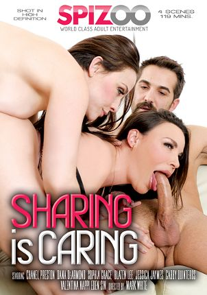 Straight Adult Movie Sharing Is Caring