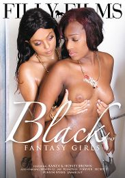 "Just Added presents the adult entertainment movie ""Black Fantasy Girls""."