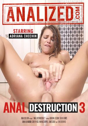Straight Adult Movie Anal Destruction 3