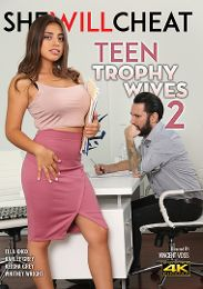 """Featured Category - Wife presents the adult entertainment movie """"Teen Trophy Wives 2""""."""