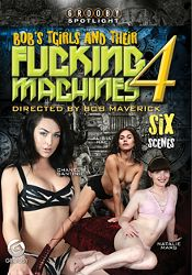 Straight Adult Movie Bob's Tgirls And Their Fucking Machines 4