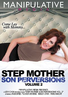 "Adult entertainment movie ""Step Mother Son Perversions 2"" starring Andi James, Paris Knight & Tucker Stevens. Produced by Manipulative Media."