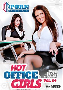Hot Office Girls 4, starring Tessa Thrills, Jessica Martinez, Jasmine Jae, Victoria Summers and Ava Dalush, produced by UK Porn Kings.