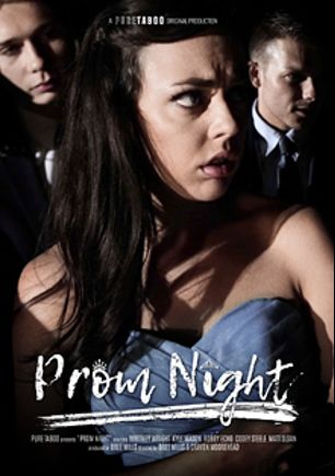 Prom Night, starring Whitney Wright, Johnny Goodluck, Matt Sloan, Codey Steele, Small Hands, Robby Echo, Piper Perri, Lucas Knight and Mark Zane, produced by Pure Taboo.