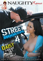 "Just Added presents the adult entertainment movie ""Street Hookups 4""."