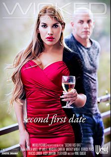 Second First Date, starring Mercedes Carrera, Ivy Wolfe, Whitney Wright, Tyler Nixon, Ricky Johnson, Angela White, Marcus London and Derrick Pierce, produced by Wicked Pictures.