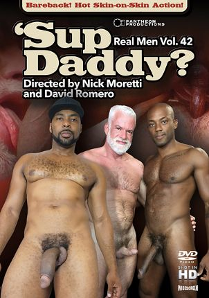 Gay Adult Movie Real Men 42: 'Sup Daddy