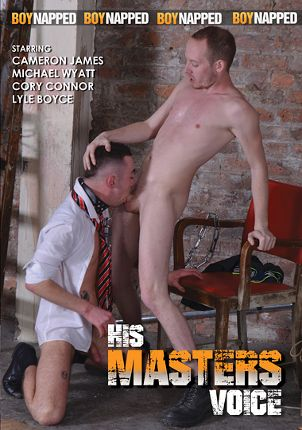Gay Adult Movie Boynapped 77: His Masters Voice