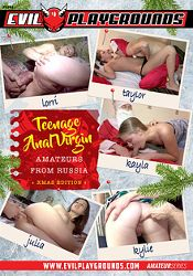 Straight Adult Movie Teenage Anal Virgin Amateurs From Russia Xmas Edition