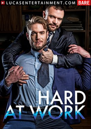 Hard At Work, starring Ace Era, Sergeant Miles, Lee Santino, Devin Franco, Jack Andy, Stas Landon, Drae Axtell, Brian Bonds and Dylan James, produced by Lucas Entertainment.