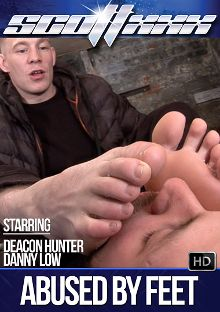 Abused By Feet - HornyBoyTV Gay Porn Video On Demand