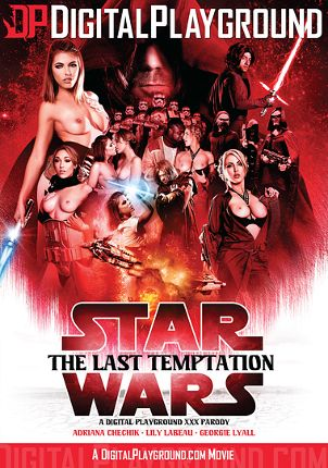 Straight Adult Movie Star Wars: The Last Temptation