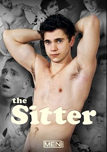 The Sitter, starring Will Braun, Scott Riley, Dylan Knight and Colby Jansen, produced by Men.