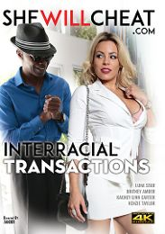 "Just Added presents the adult entertainment movie ""Interracial Transactions""."