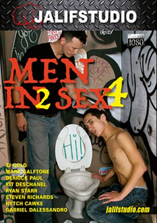 Men In 2 Sex 4, starring TJ Gold, Mark Galfione, Kit Deschanel, Hytch Cawke, Derrick Paul, Gabriel D'Alessandro, Ryan Starr and Steven Richards, produced by Jalif Studio.