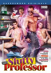 Gay Adult Movie The Slutty Professor