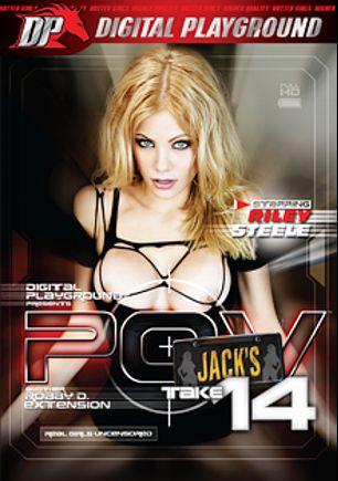 Jack's POV 14, starring Riley Steele, Codi Carmichael, Nicole Ray, Kristina Rose, Alexis Texas, Scott Nails and Mick Blue, produced by Digital Playground.